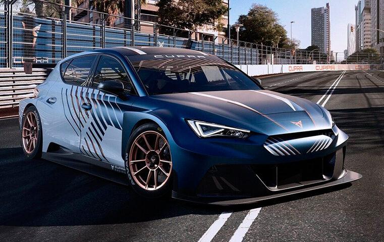 CUPRA e racer – яскравий представник сучасних гоночних автомобілів