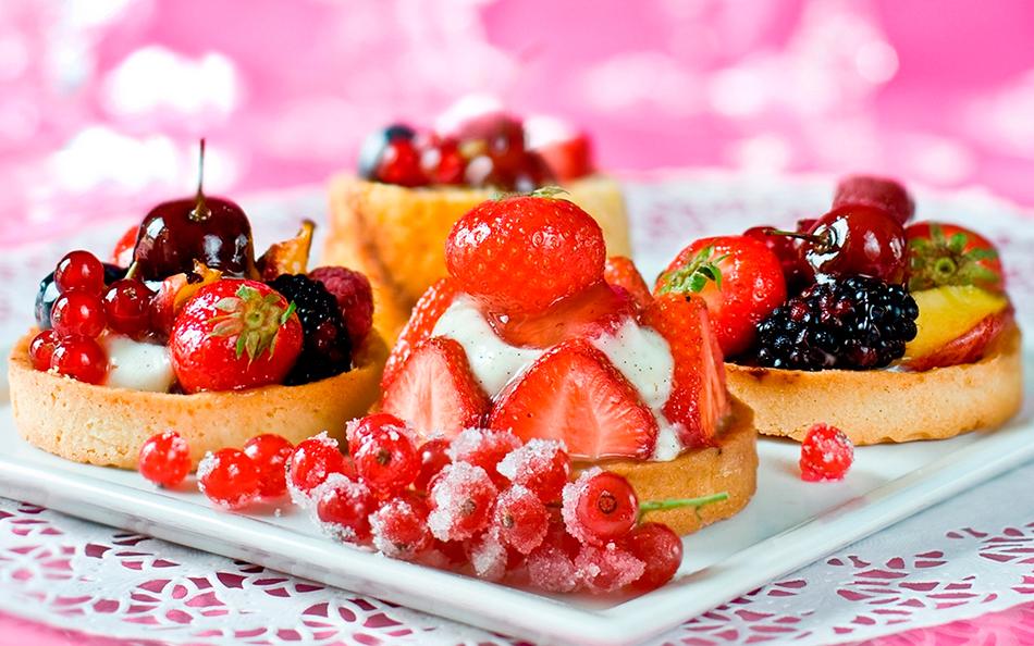 Доставка вкусных десертов на праздник