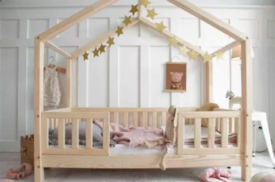 Многофункциональная детская кроватка (товар и фото магазина https://www.astibababolt.hu/)