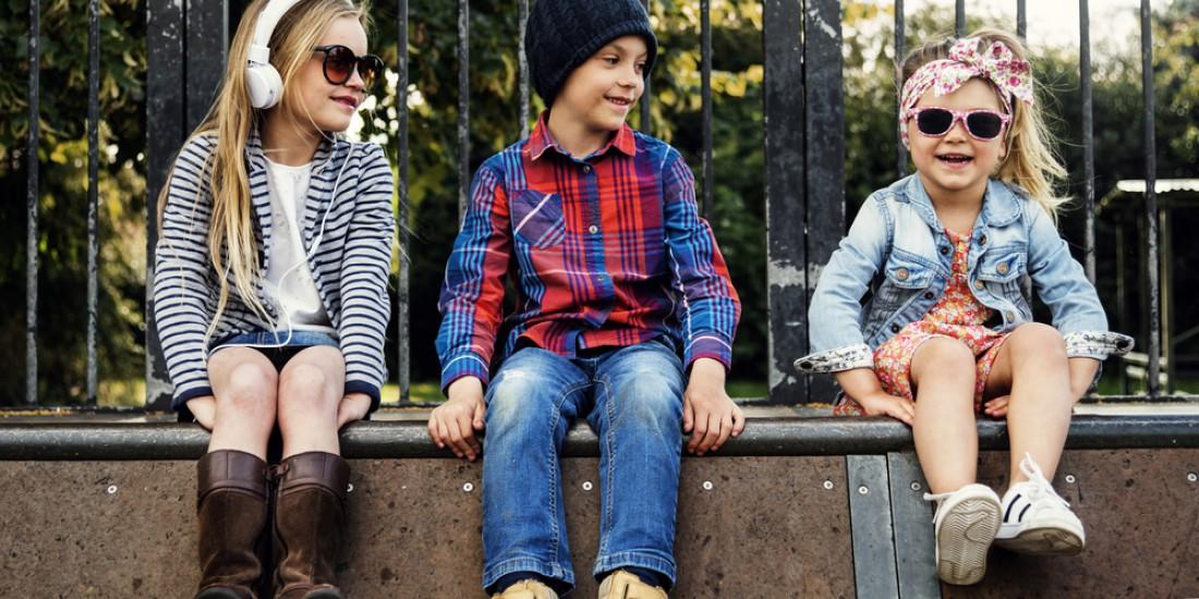 Детская и подростковая одежда для мальчиков и девочек