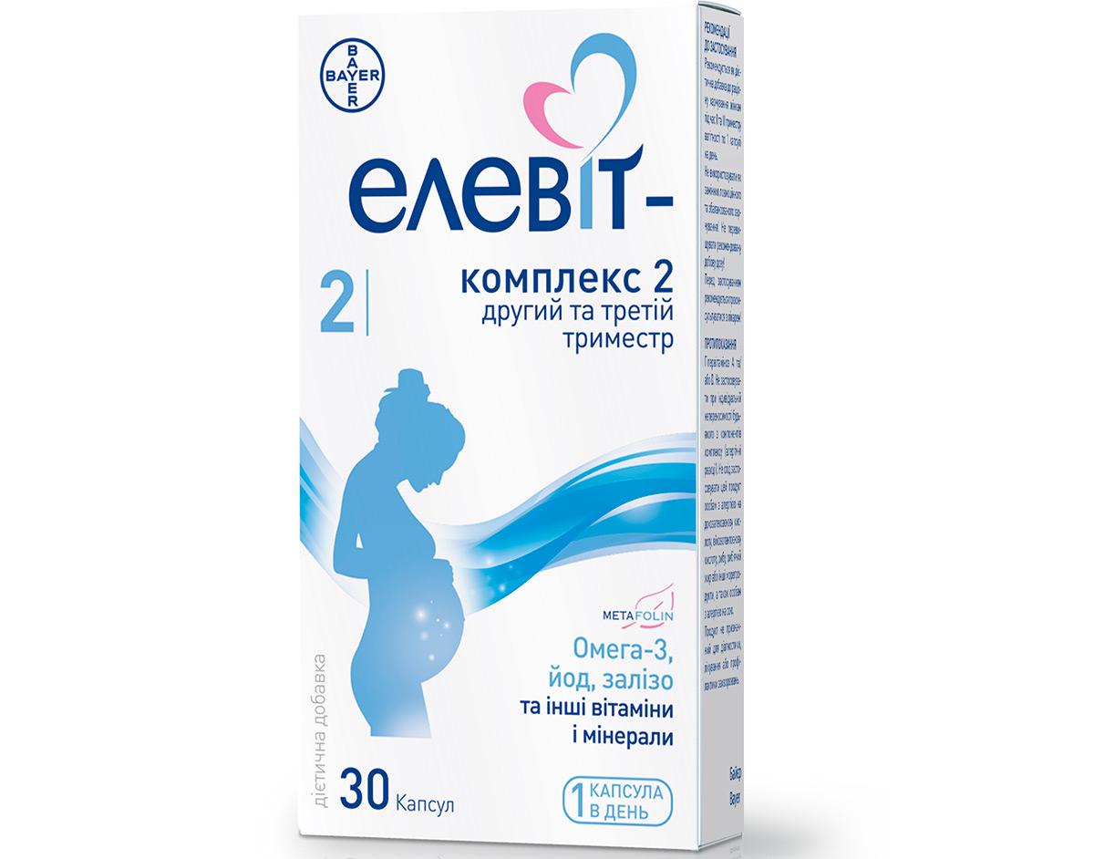 Комплекс Элевит для беременных
