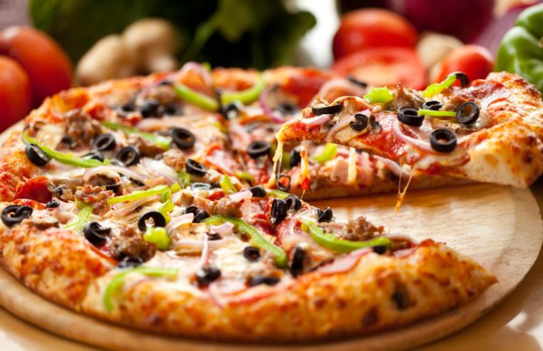 Пицца история появления
