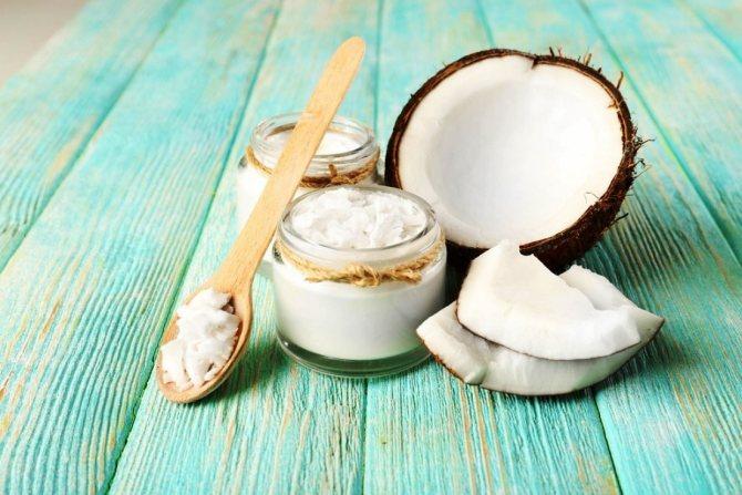 Хімічний склад кокосового масла