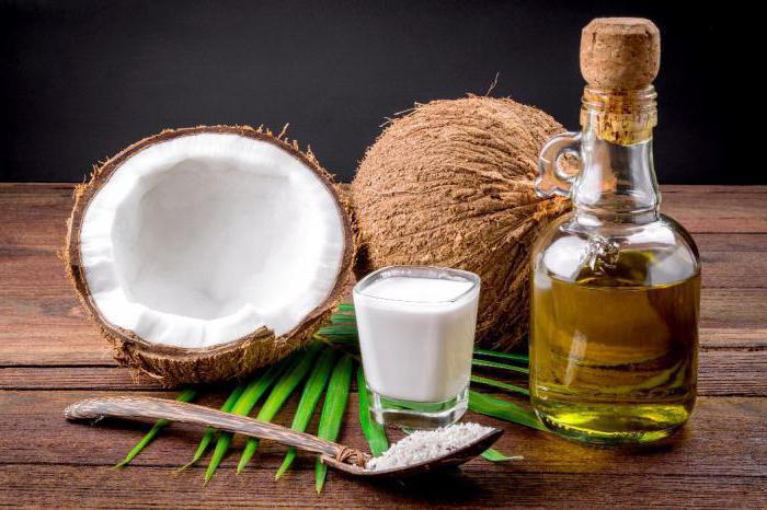Кокосове масло для росту волосся застосування