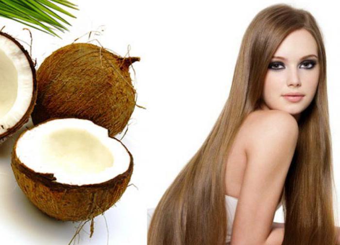 Кокосове масло для росту волосся