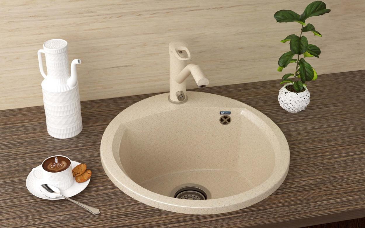 Кухонні мийки: особливості, види, вибір