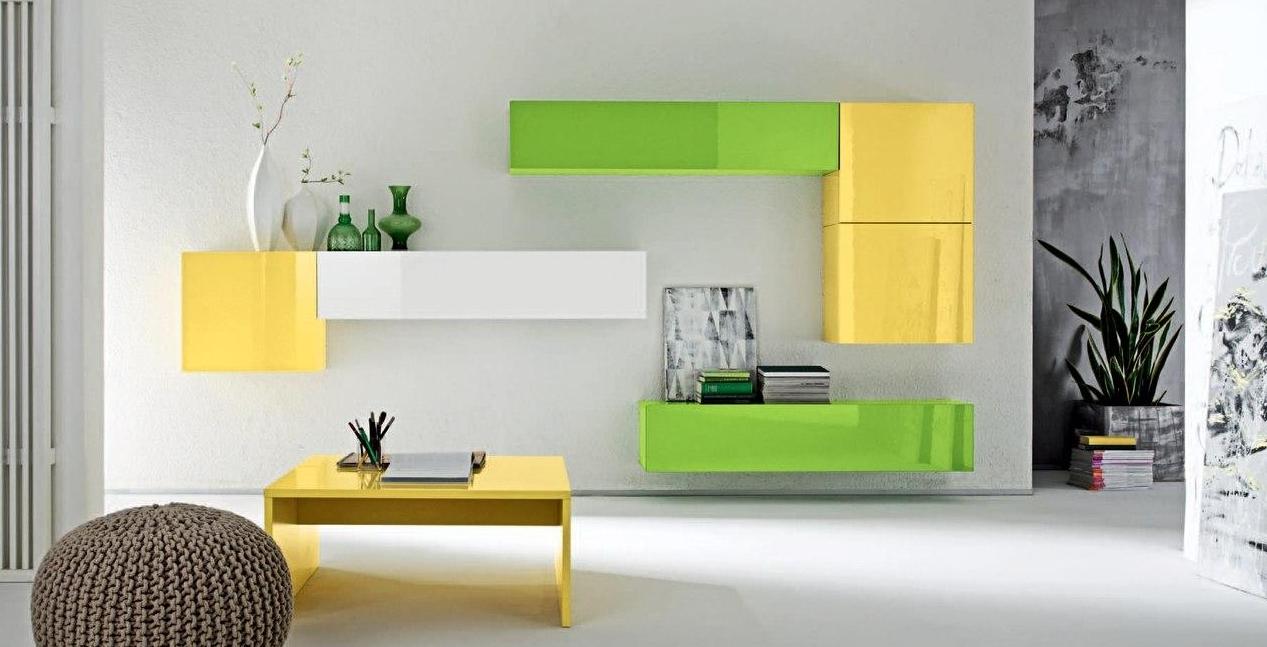 Модульная мебель: виды и особенности