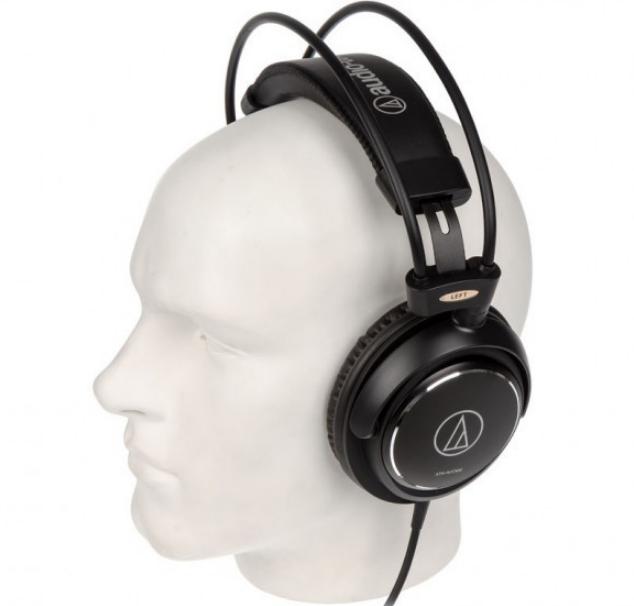 Сучасні навушники Audio Technica ATH AVC 500