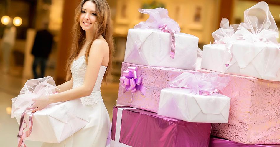 Оригинальный подарок счастливой невесте