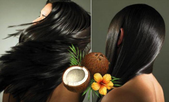 Чи допомагає кокосове масло для росту волосся