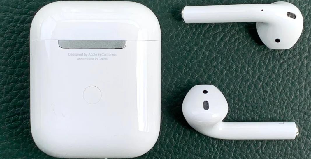 Apple AirPods 2: дизайн наушников