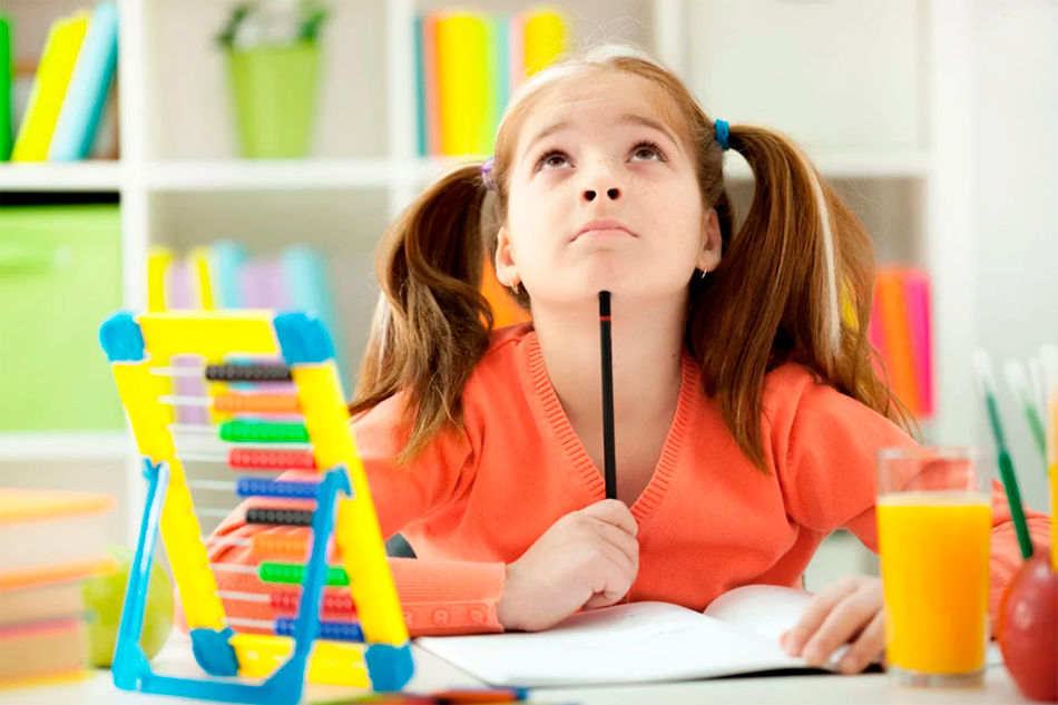 Процесс развития памяти ребенка