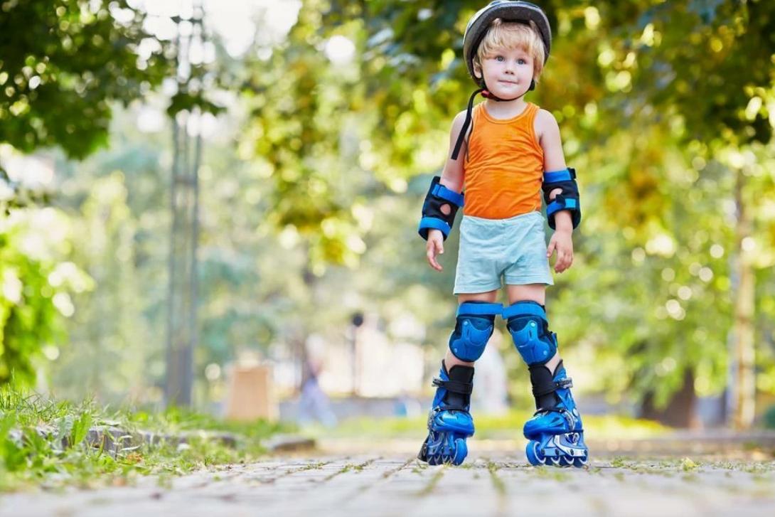Выбираем роликовые коньки для детей – о чем нужно знать?
