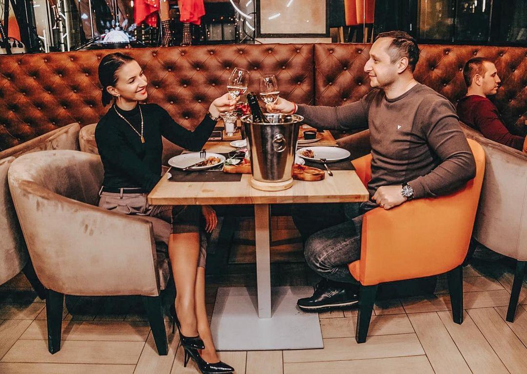 Затишний вечір у ресторані «Les Green Lounge» (місто Одесса)