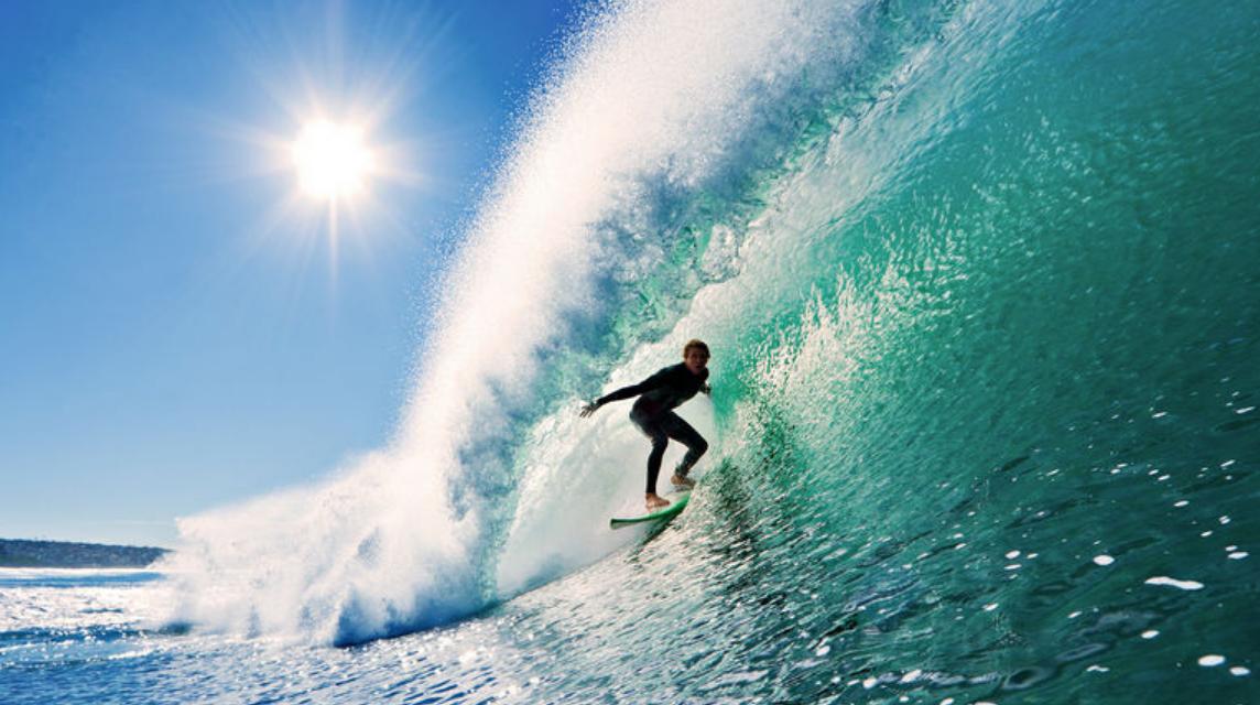 Шри-Ланка как идеально место для отдыха и серфинга