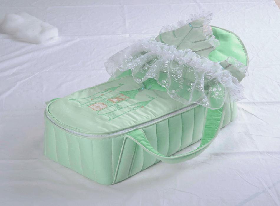 Современная сумка переноска для новорожденного
