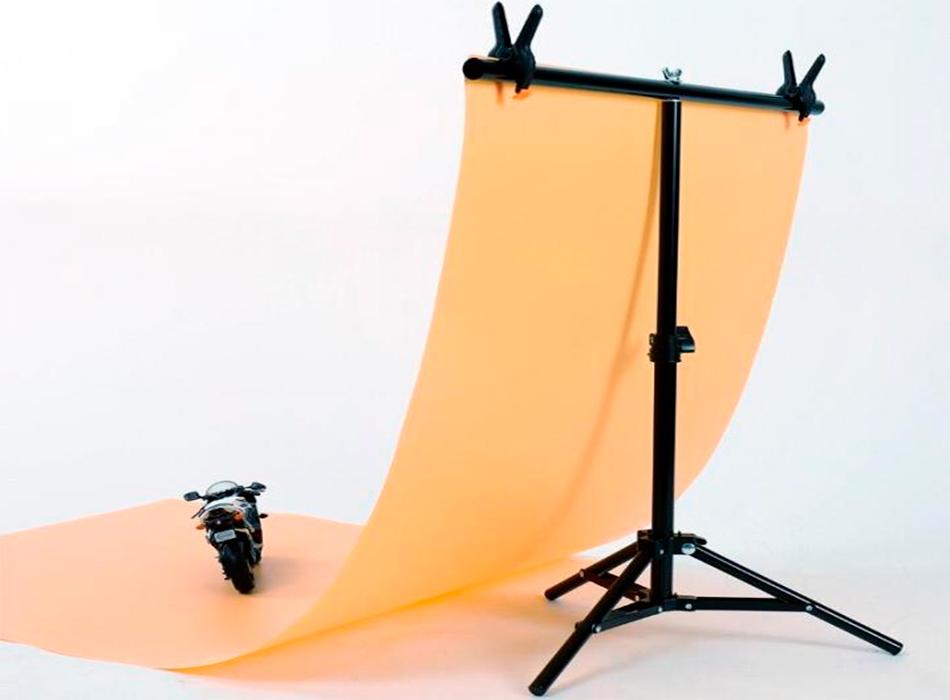 Т-образная подставка для фона фотостудий