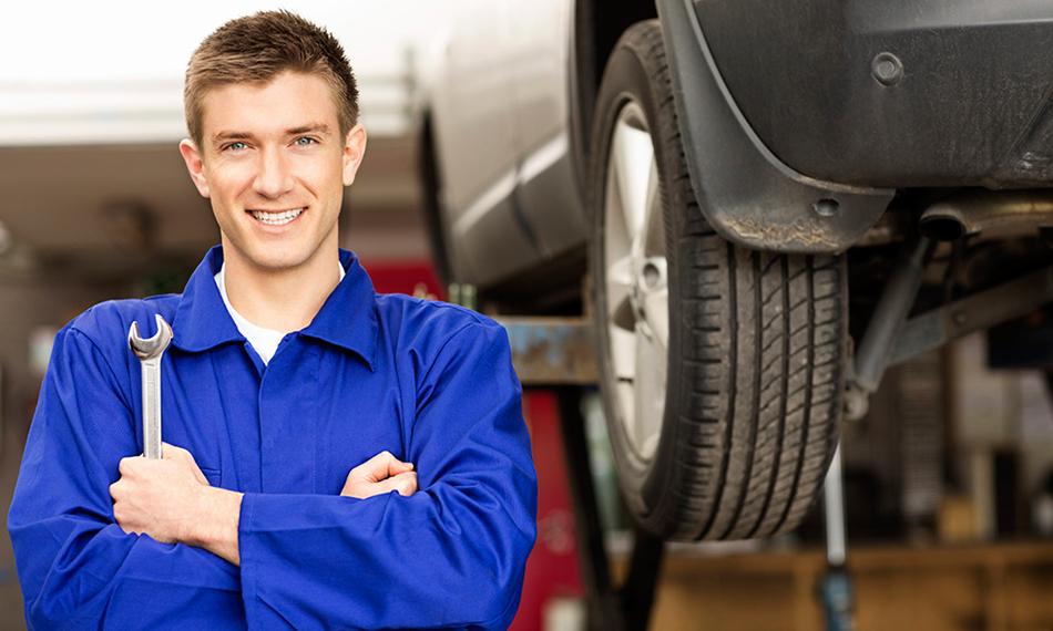 Техническое обслуживание автомобиля Geely Emgrand