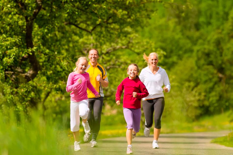 Здоровый образ жизни для улучшения работы мозга