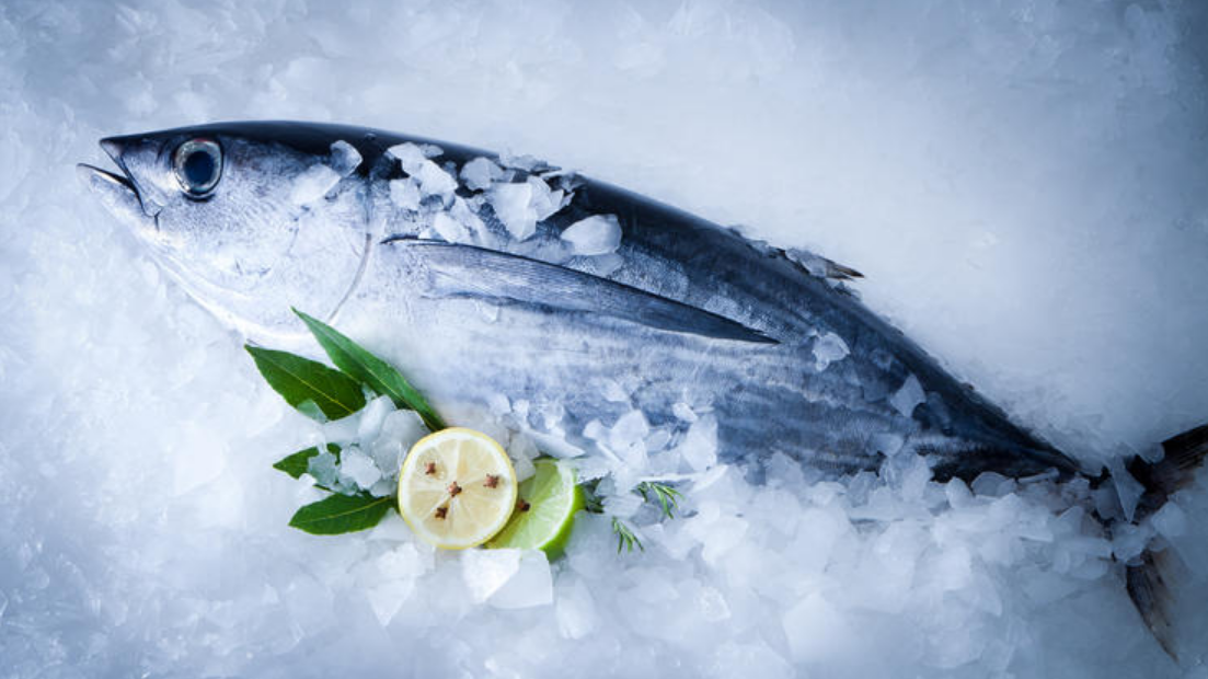 Преимущества замороженной рыбы